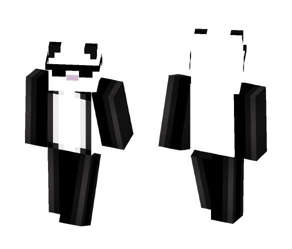 download cool panda skin minecraft skin for free superminecraftskins