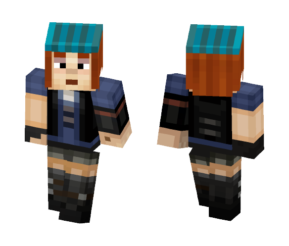 Petra (Minecraft Story Mode) - Female Minecraft Skins - image 1
