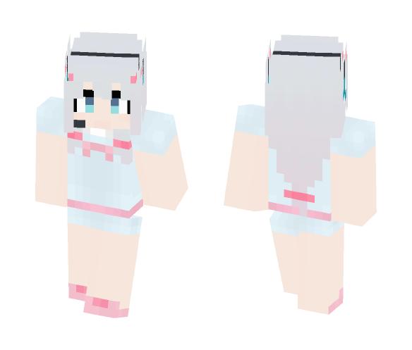 Izumi Sagiri Skin - Female Minecraft Skins - image 1