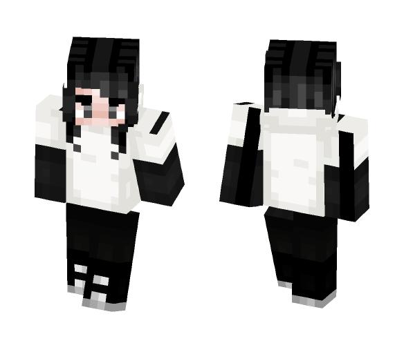 sup - Female Minecraft Skins - image 1