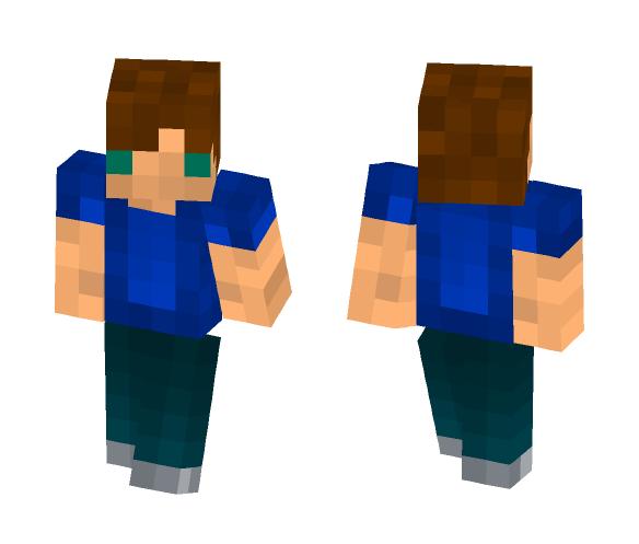 Download 8 Bit Boy Minecraft Skin For Free Superminecraftskins