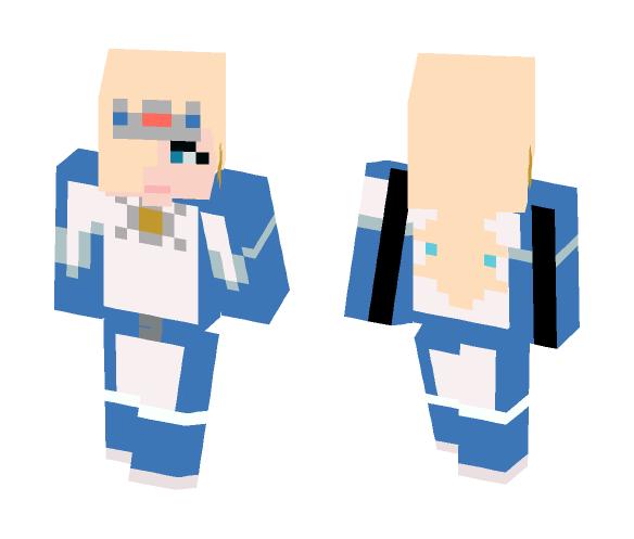 Biker Rosalina || Mario Kart - Female Minecraft Skins - image 1