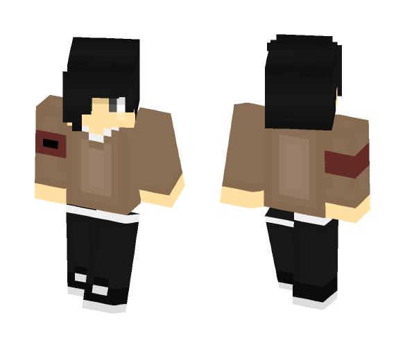 ~ Yatzhee_Sherlock's Request ~ - Male Minecraft Skins - image 1