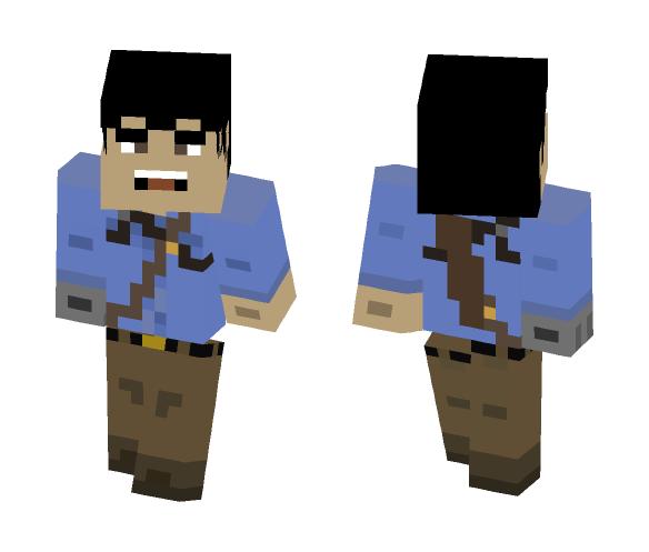 Ashley J. Williams - Male Minecraft Skins - image 1