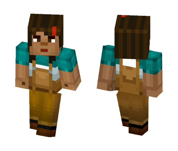 Download Jesse 2 Minecraft Story Mode Minecraft Skin For Free Superminecraftskins