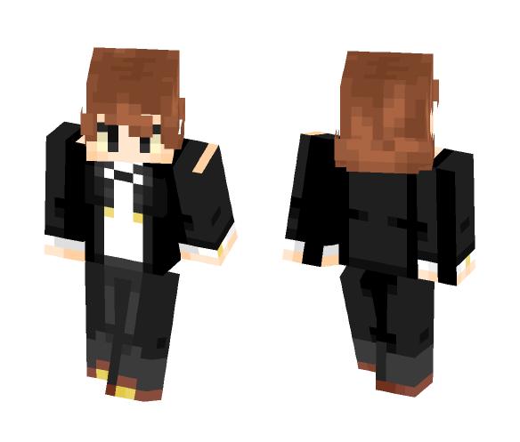 Bipper (Gravity Falls) - Male Minecraft Skins - image 1