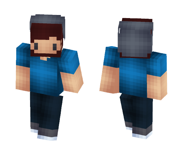 Steph - My ReShade - Male Minecraft Skins - image 1