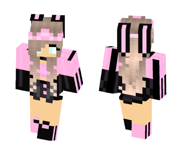 Download Minecraft Skins Cute Girl Top 10 Minecraft Girl