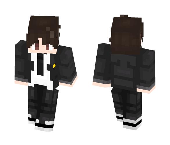 Shu Ouma (Shunsuke Otosaka Request) - Male Minecraft Skins - image 1