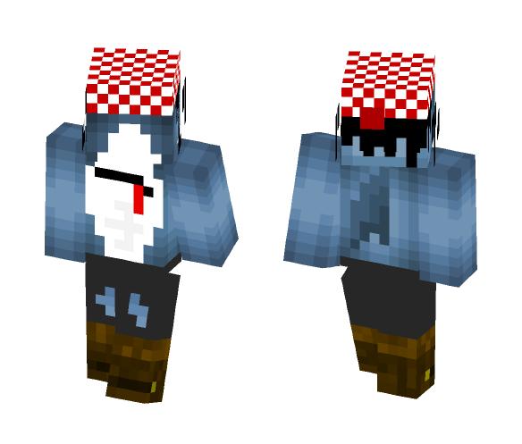 Download shARRk Minecraft Skin for Free  SuperMinecraftSkins