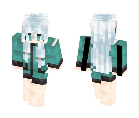 Izumi Sagiri (Request) - Female Minecraft Skins - image 1