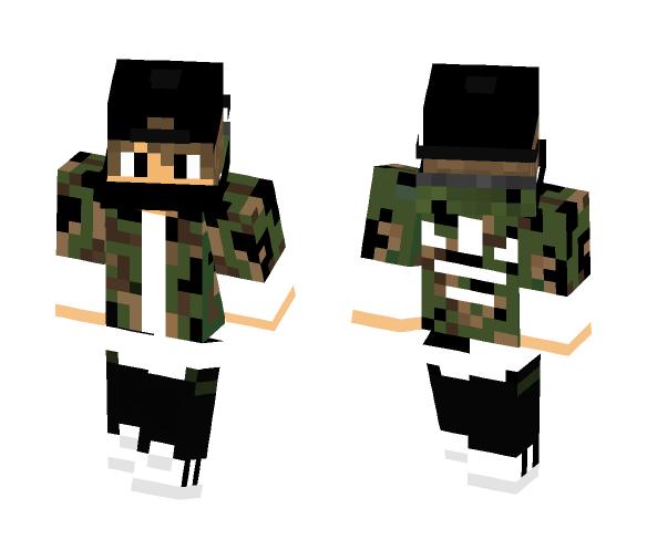 Download Cool Adidas Boy Minecraft Skin For Free Superminecraftskins