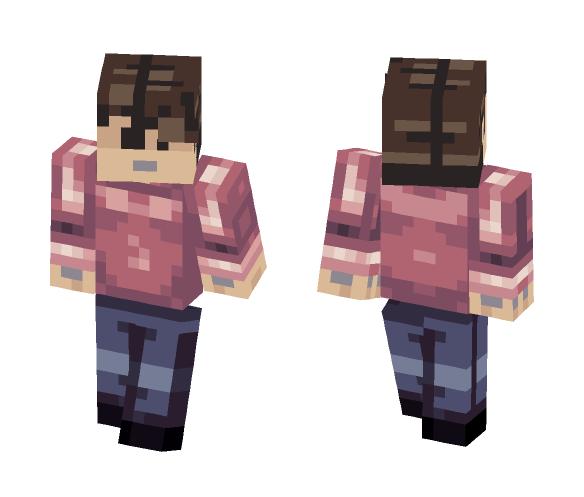 hi im jim - Male Minecraft Skins - image 1