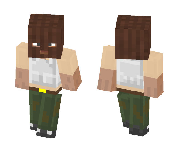 Download [CS:GO] terrorist:phoenix Minecraft Skin for Free