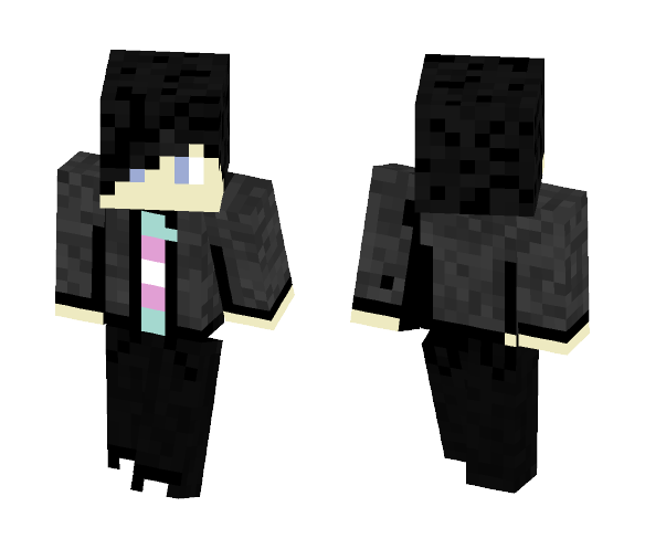 Trans Guy - Male Minecraft Skins - image 1