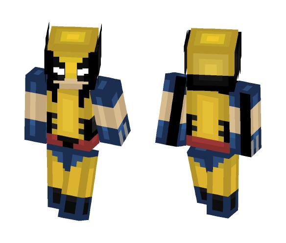 Wolverine (Tigerstrike) - Male Minecraft Skins - image 1