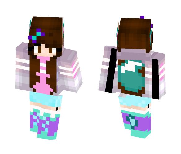 The Princess | Daisy - Female Minecraft Skins - image 1