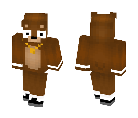 what sup !!!! - Male Minecraft Skins - image 1