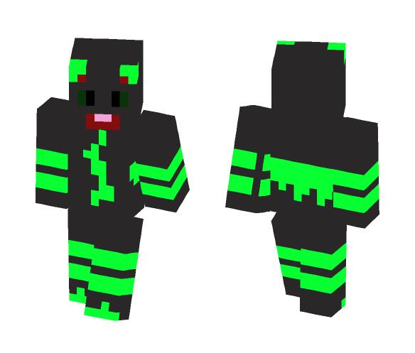 Tess (My Fursona) - Female Minecraft Skins - image 1