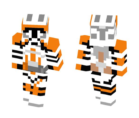Commander Cody P2 - Male Minecraft Skins - image 1