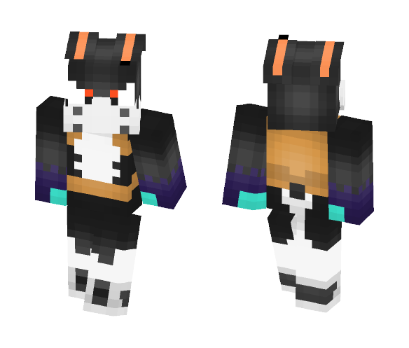 Sonic Forces - Rabbit Avatar - Male Minecraft Skins - image 1