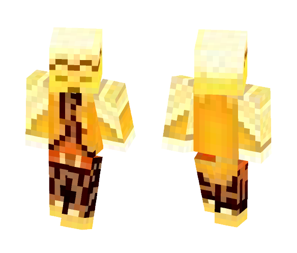 Gold Collector - Male Minecraft Skins - image 1