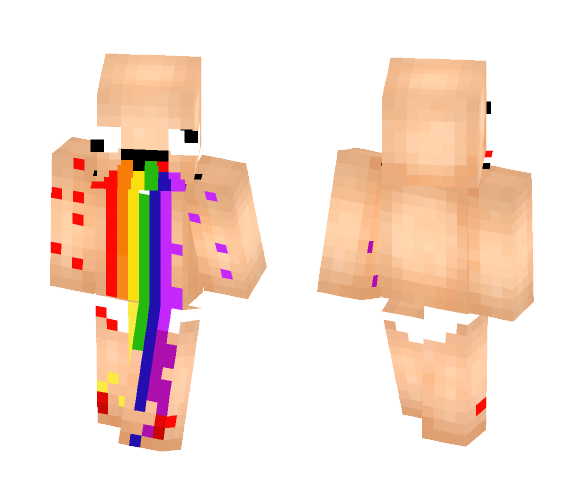 Wi iz mi lif lik dis - Other Minecraft Skins - image 1