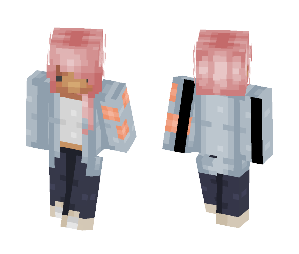 On The Weekends - Female Minecraft Skins - image 1