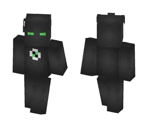 Download Alien X - Ben 10 Alien Force Minecraft Skin for Free