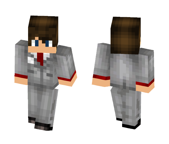 Austin's Interview Skin - Male Minecraft Skins - image 1