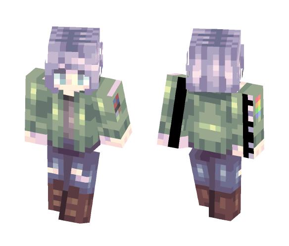 Waste | Persona - Interchangeable Minecraft Skins - image 1