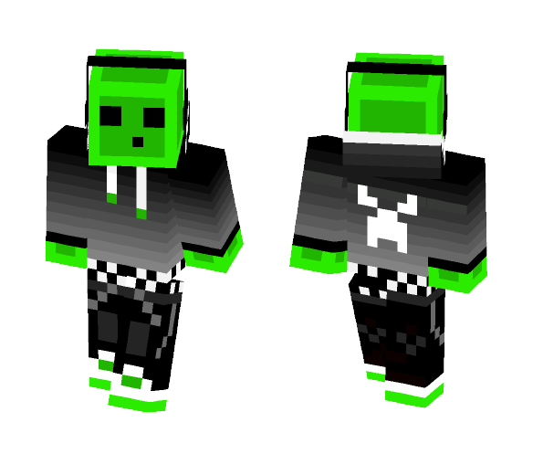 Creeper Boy Male Minecraft Skins Image 1 - Skin Do