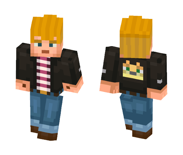 Download My Lukas Minecraft Story Mode Minecraft Skin For Free