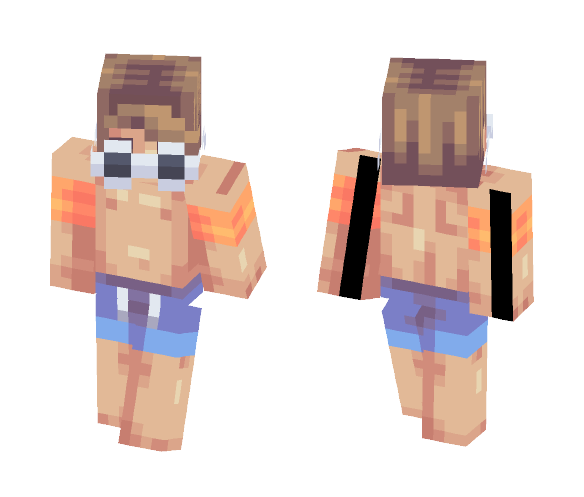 9d60e78a4ae8b Download Boy in Summer Minecraft Skin for Free. SuperMinecraftSkins
