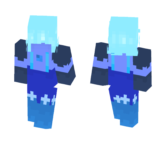 Doc Sapphire - Other Minecraft Skins - image 1