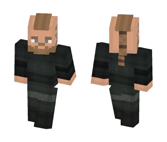 Download Ragnar Lothbrok (VIKINGS) Minecraft Skin For Free