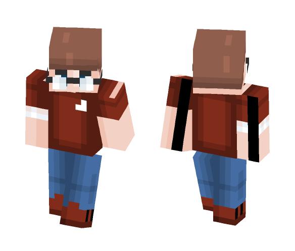 Johnny [{OC}] - Male Minecraft Skins - image 1