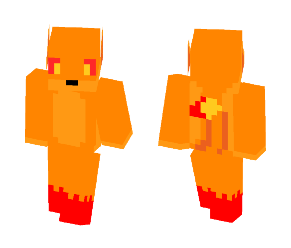 Download Mozilla Firefox Minecraft Skin for Free