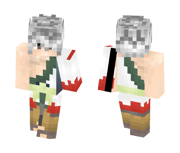 Something ? - Male Minecraft Skins - image 1