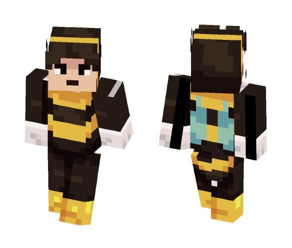 Bee Boy - Boy Minecraft Skins - image 1