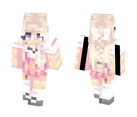 Nice - Female Minecraft Skins - image 1