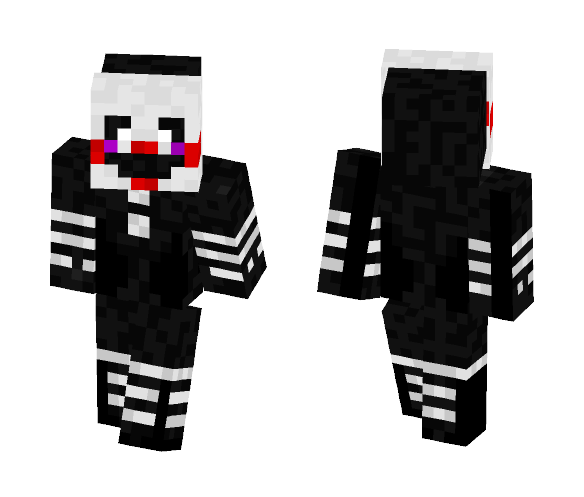 Puppet/ Marionette skin! - Male Minecraft Skins - image 1