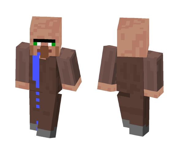 derpy villager - Male Minecraft Skins - image 1