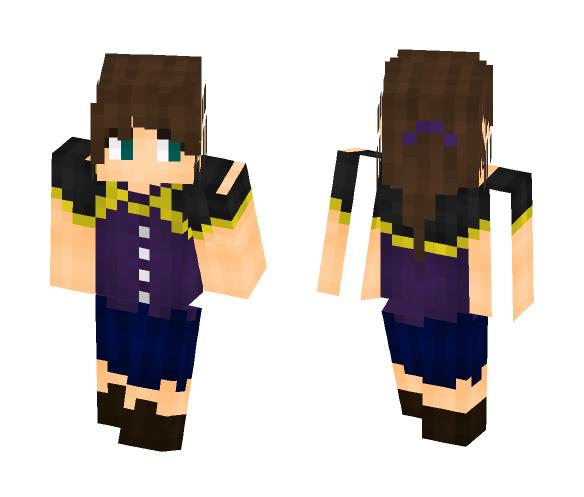 Sora Valiar - Female Minecraft Skins - image 1