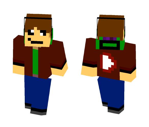 SniperGamesYT! - Male Minecraft Skins - image 1