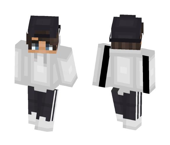 Hot Adidas Boy - Boy Minecraft Skins - image 1