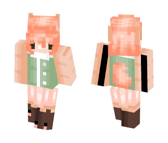 ~Jaiden~My OC~ - Female Minecraft Skins - image 1