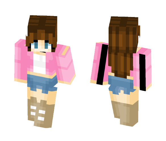 Time for a change of look - Female Minecraft Skins - image 1