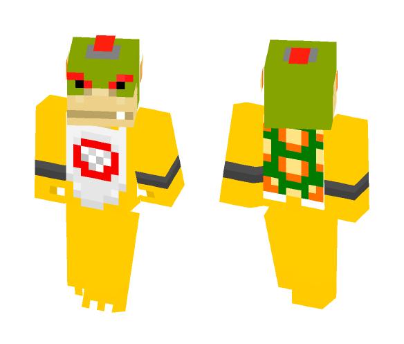 Bowser JR - Male Minecraft Skins - image 1