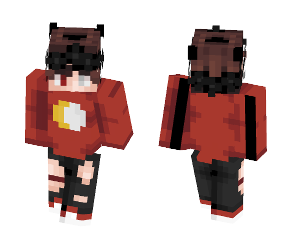 Anxities - Other Minecraft Skins - image 1